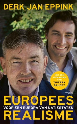Europees realisme -Voor een Europa van natiestate n Eppink, Derk-Jan