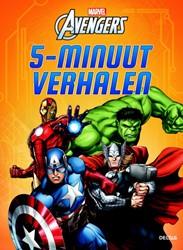 Avengers 5-minuutverhalen Marvel