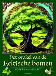 Het orakel van de Keltische bomen - Boek HIDALGO, Sharlyn