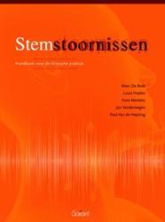 Stemstoornissen -handboek voor de klinische pra ktijk Bodt, Marc De