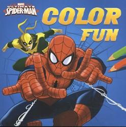 Ultimate Spider-man Color Fun -NUR: 23