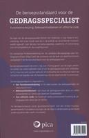 Beroepsstandaard voor de gedragsspeciali -functieomschrijving, bekwaamhe idseisen en ethische code-2