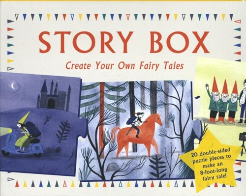 Story Box -Create Your Own Fairy Tales Laval, Anne
