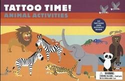 Tattoo Time! Animal Activities -Animal Activities Selmes, Caroline
