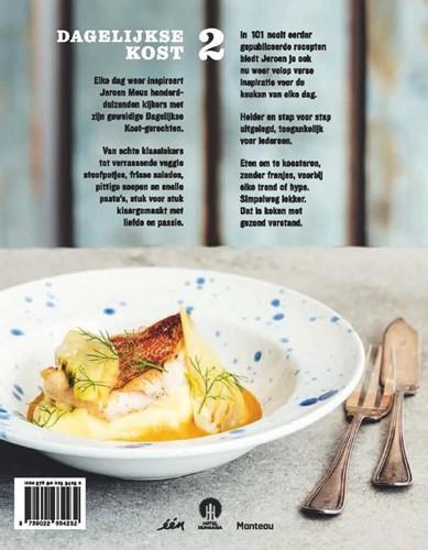 Dagelijkse kost -Koken met gezond verstand Meus, Jeroen-2