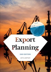 Export planning, 2e editie met MyLab NL -A 10-step approach Leeman, Joris