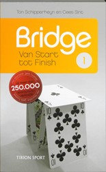 Bridge van start tot finish deel 1 -cursusboek voor beginners Schipperheyn, Ton
