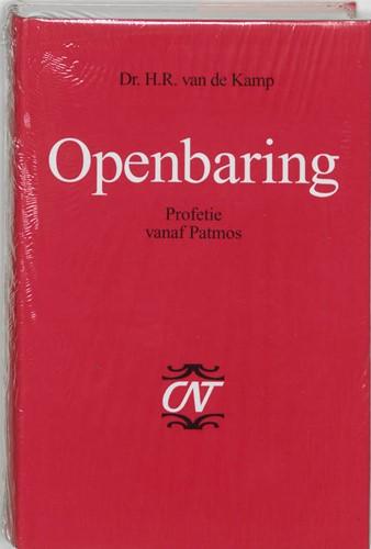 Openbaring -profetie vanaf Patmos Kamp, H.R. van de