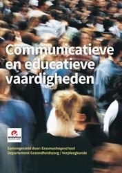 Communicatieve en educatieve vaardighede -dit maatwerkboek is samengeste ld op basis van hoofdstukken u OUELHADJ, MERJEM