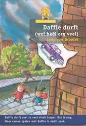 Daffie durft (wel heel erg veel ) Grootel, Leny van