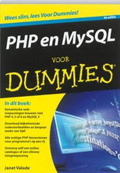 PHP en MySQL voor Dummies Valade, Janat