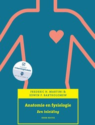 Anatomie en fysiologie, 6e, Expert Colle -College editie Martini, Frederic H.