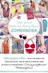 Het grote Belle + Anne Sara Zomerboek Hoogenboom, Eline