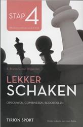 Lekker schaken stap Wijgerden, C. van
