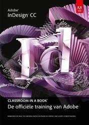 Adobe InDesign CC Classroom in a Book -de officiele training van Adob e