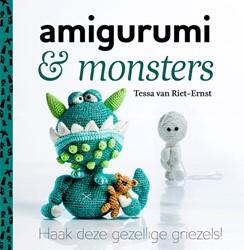 Amigurumi en monsters -haak deze gezellige griezels&# Riet-Ernst, Tessa van