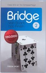 Bridge van start tot finish -CURSUSBOEK VOOR BEGINNERS Schipperheyn, T.