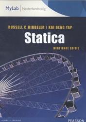 Statica, 13e editie, toegangscode MyLab Hibbeler, Russell C.