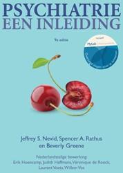 Psychiatrie, een inleiding, met MyLab NL -een inleiding Nevid, Jeffrey S.