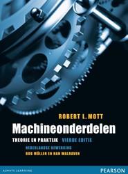 Machineonderdelen -theorie en praktijk Mott, Robert L.