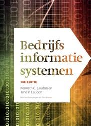 Bedrijfsinformatiesystemen, 14e editie m -met MylabNL toegangscode Laudon, Kenneth C.