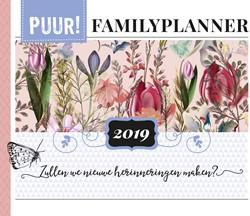 PUUR! Familyplanner 2019 Redactie