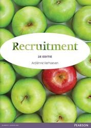 Recruitment, 2e editie met MyLab NL toeg Verhoeven, Ardienne