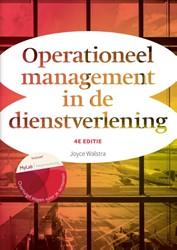 Operationeel management in de dienstverl -met MyLab NL toegangscode Walstra, Joyce