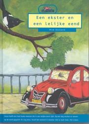 Een ekster en een lelijke eend Bosland, Wim