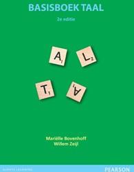 Basisboek taal, 2e editie met XTRA toega Bovenhoff, Marielle