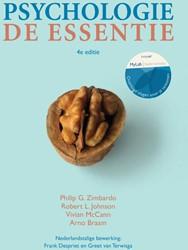 Psychologie, de essentie, 4e editie met Zimbardo, Philip L.