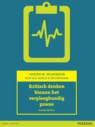 Kritisch denken binnen het verpleegkundi Wilkinson, Judith M.