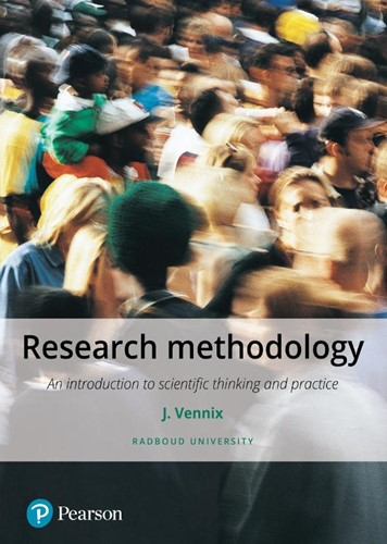 Research methodology -An introduction to scientific thinking and practice Vennix, Jac