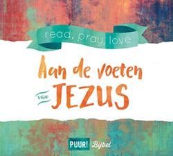 Aan de voeten van Jezus -read, pray, love