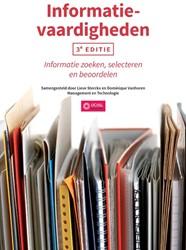 CUS Informatievaardigheden 3/e UC Leuven -informatie zoeken, selecteren en beoordelen Sterckx, Lieve