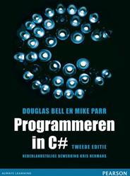 Programmeren in C, met MyLab NL Bell, Douglas
