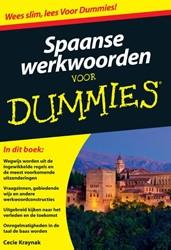 Spaanse werkwoorden voor Dummies, pocket -POCKETEDITIE Kraynak, Cecie
