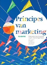 Principes van marketing, 7e editie met M Kotler, Philip