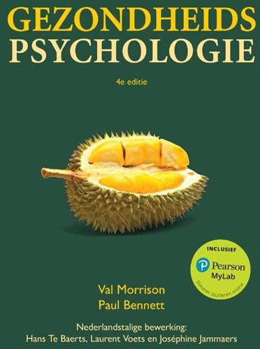 Gezondheidspsychologie -met MyLab NL toegangscode Morrison, Val