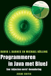 Programmeren in Java met BlueJ, 6e editi -een 'objecten eerst' g Barnes, David J.