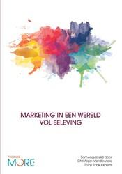 Marketing in een wereld vol beleving&#33 Vandewiele, Christophe