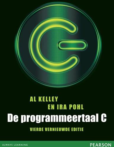 De programmeertaal C Kelley, A.