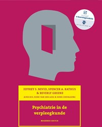 Psychiatrie in de verpleegkunde, 9e edit Nevid, Jeffrey S.