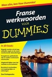 Franse werkwoorden voor Dummies, pockete -POCKETEDITIE Erotpoulos, Zoe