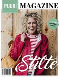 PUUR! Magazine, nr. 2- 2018, incl. B -Stilte Diverse