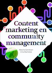 Contentmarketing en community management Gerretsen, Mascha