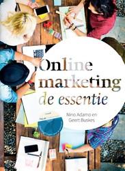 Online marketing, de essentie, met MyLab -de essentie Adamo, Nino