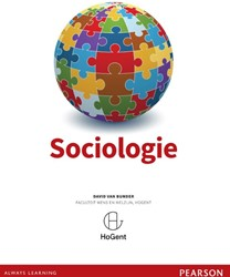 CUS Sociologie HS Gent Bunder, David van