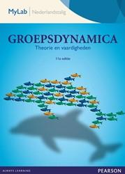 Groepsdynamica, toegangscode MyLab NL -theorie en vaardigheden Johnson, David