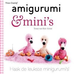 Amigurumi & mini's -haak de leukste minigurumi s Riet-Ernst, Tessa van